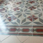 Partic. pavimenti loggiato