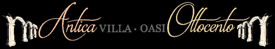 B&B Antica Villa - B&B Oasi Ottocento Logo